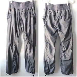 LULULEMON • Wide Adjustable Leg Pull On Lined Pant